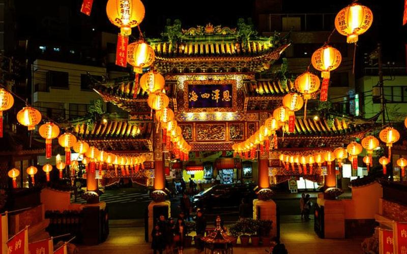 8月のPayPayキャンペーン「熱烈歓迎!横浜中華街おトクな夏祭り」