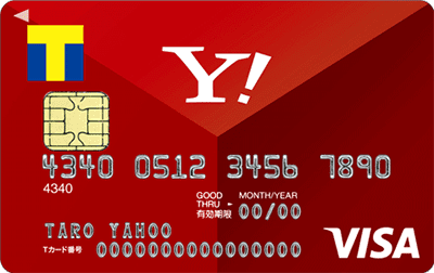 Yahoo! JAPAN カード(ヤフーカード)