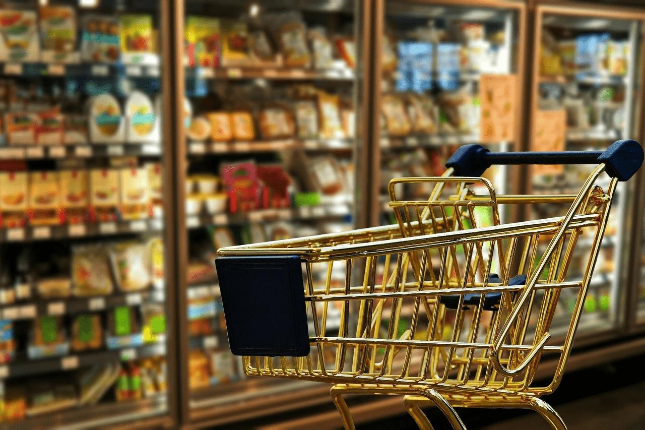 スーパーマーケット・コンビニ