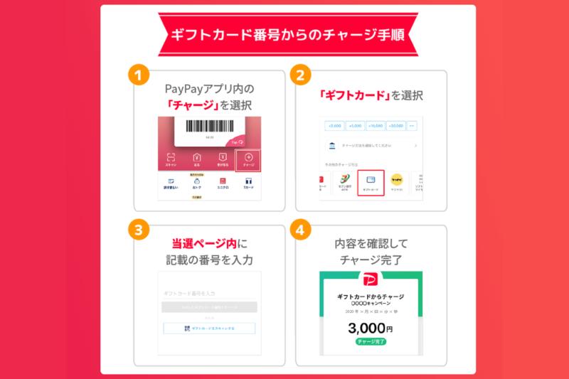 WalkCoin・PayPayのPayPayボーナスプレゼントキャンペーン(交換方法)