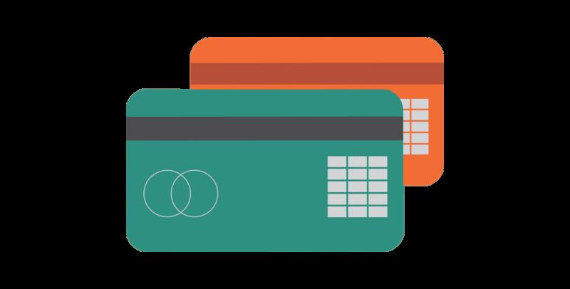 クレジットカードは2種類に分けられる!それぞれの特長